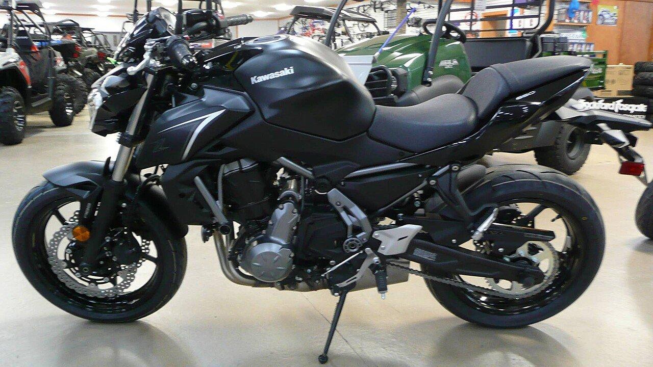 2017 Kawasaki Z650 for sale 200448259