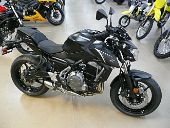2017 Kawasaki Z650 ABS for sale 200448403
