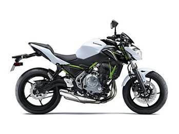 2017 Kawasaki Z650 for sale 200450526