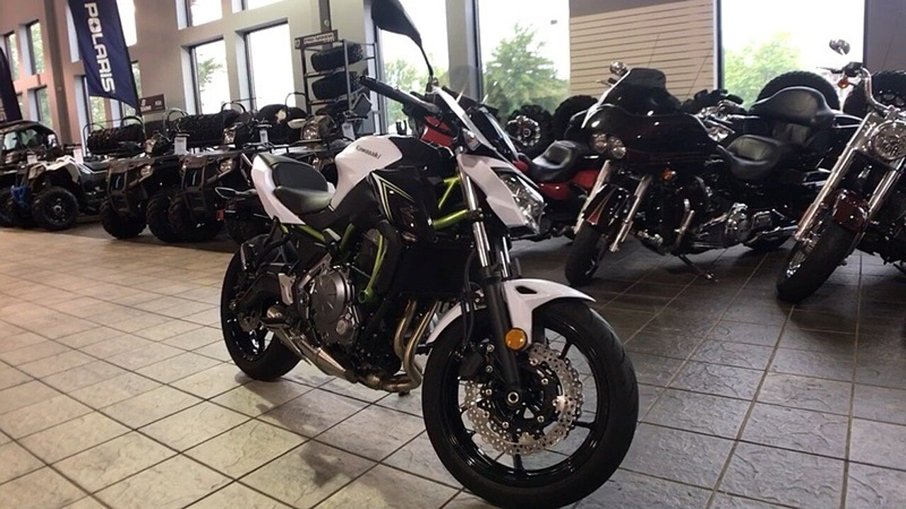 2017 Kawasaki Z650 for sale 200461435