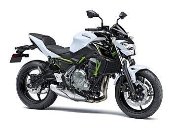 2017 Kawasaki Z650 for sale 200474467