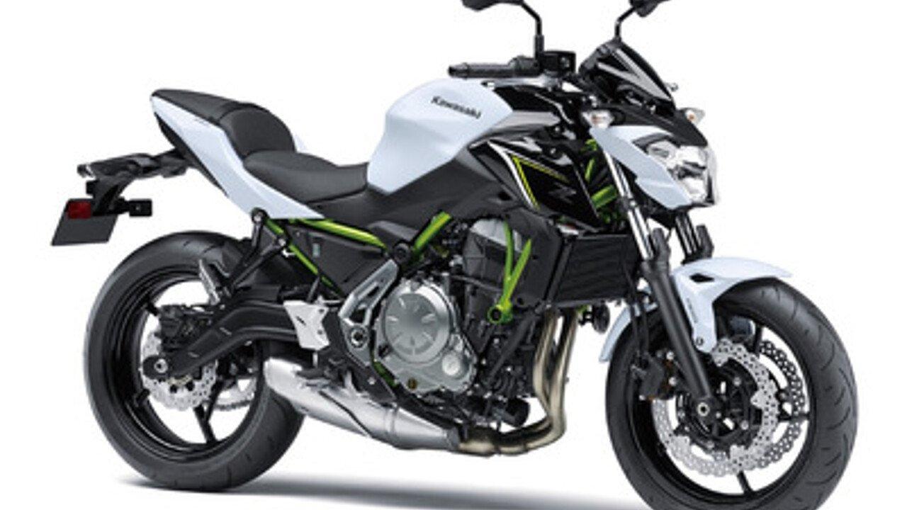 2017 Kawasaki Z650 for sale 200474468