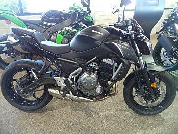 2017 Kawasaki Z650 ABS for sale 200477182