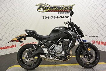 2017 Kawasaki Z650 for sale 200487032