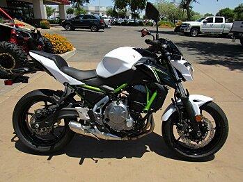 2017 Kawasaki Z650 for sale 200488418