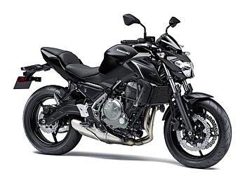 2017 Kawasaki Z650 ABS for sale 200496088