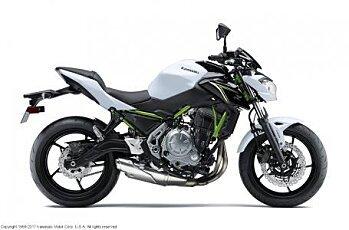 2017 Kawasaki Z650 ABS for sale 200501418