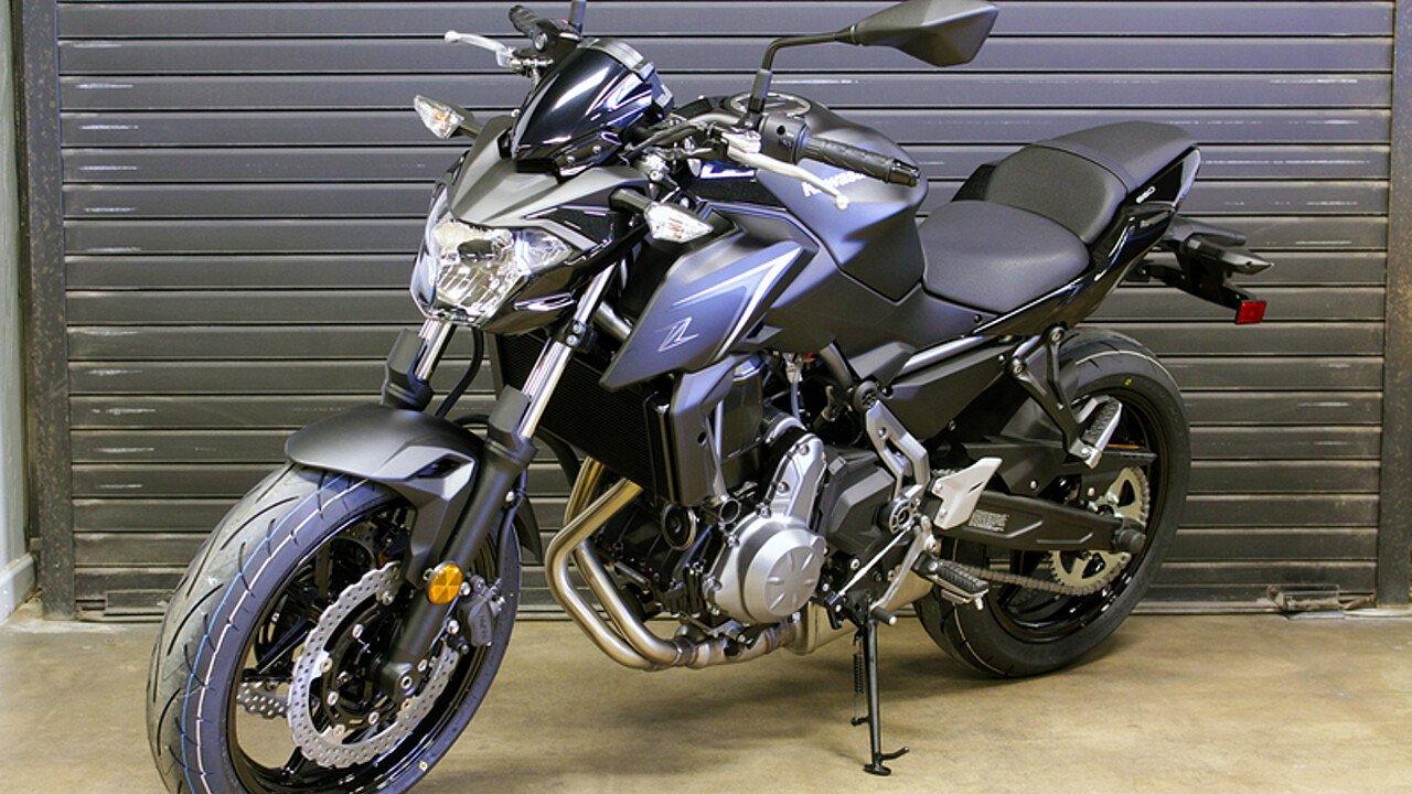 2017 Kawasaki Z650 for sale 200515843