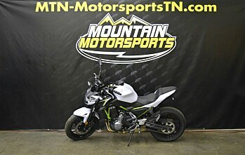 2017 Kawasaki Z650 ABS for sale 200547279