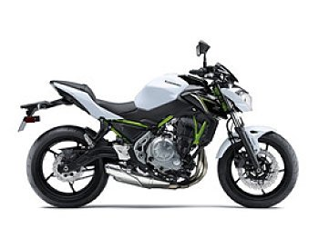 2017 Kawasaki Z650 for sale 200561116