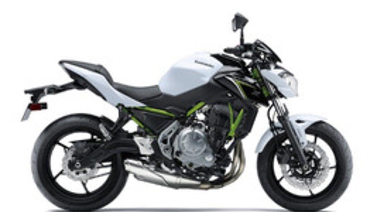2017 Kawasaki Z650 for sale 200561118