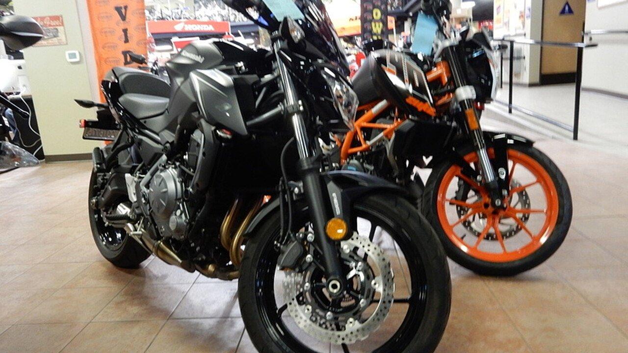 2017 Kawasaki Z650 ABS for sale 200593486