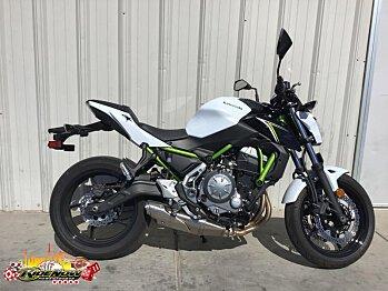2017 Kawasaki Z650 for sale 200627307
