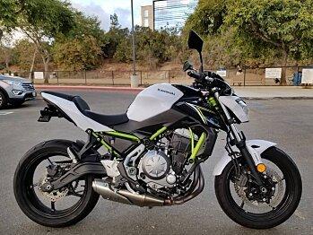 2017 Kawasaki Z650 for sale 200635280