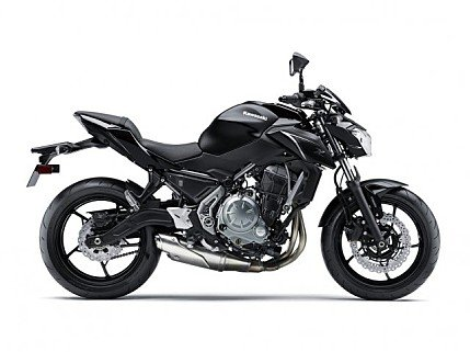 2017 Kawasaki Z650 for sale 200420283