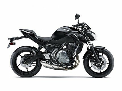 2017 Kawasaki Z650 for sale 200420283