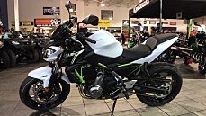 2017 Kawasaki Z650 for sale 200422303