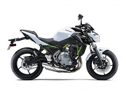 2017 Kawasaki Z650 ABS for sale 200424248