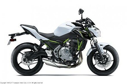 2017 Kawasaki Z650 ABS for sale 200425778