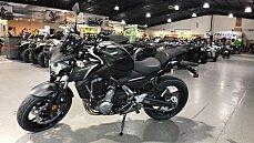 2017 Kawasaki Z650 for sale 200426781