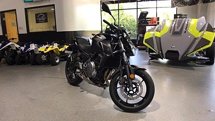 2017 Kawasaki Z650 ABS for sale 200439233