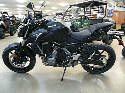 2017 Kawasaki Z650 for sale 200448259