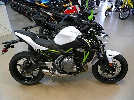 2017 Kawasaki Z650 for sale 200448420
