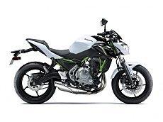 2017 Kawasaki Z650 for sale 200467469