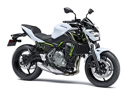 2017 Kawasaki Z650 for sale 200474468