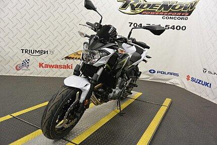 2017 Kawasaki Z650 ABS for sale 200487028