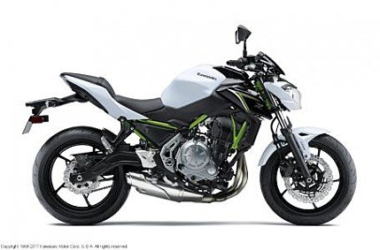 2017 Kawasaki Z650 for sale 200489977