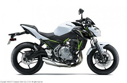 2017 Kawasaki Z650 ABS for sale 200501418