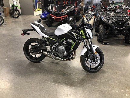 2017 Kawasaki Z650 for sale 200540305