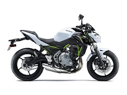 2017 Kawasaki Z650 for sale 200589670