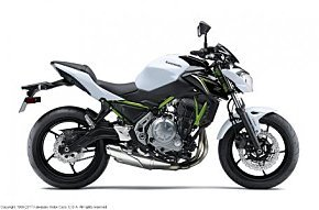 2017 Kawasaki Z650 for sale 200611594
