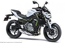 2017 Kawasaki Z650 for sale 200611604