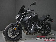 2017 Kawasaki Z650 ABS for sale 200629982