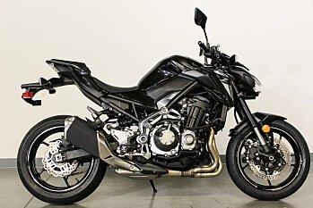 2017 Kawasaki Z900 for sale 200566705