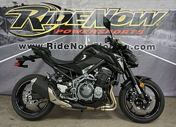 2017 Kawasaki Z900 for sale 200570066