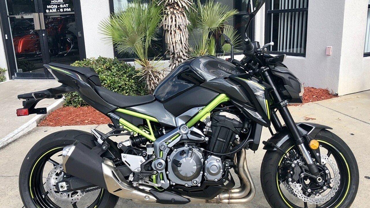 2017 Kawasaki Z900 for sale 200609570