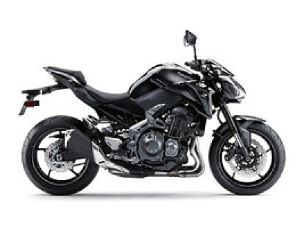 2017 Kawasaki Z900 ABS for sale 200437786