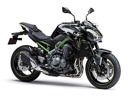 2017 Kawasaki Z900 for sale 200509386