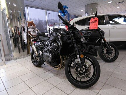 2017 Kawasaki Z900 for sale 200534014