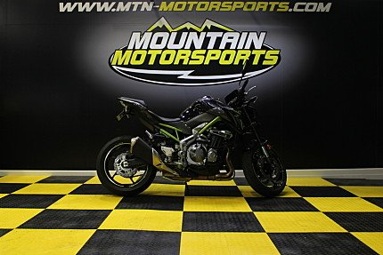 2017 Kawasaki Z900 for sale 200537025