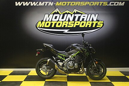 2017 Kawasaki Z900 for sale 200537145