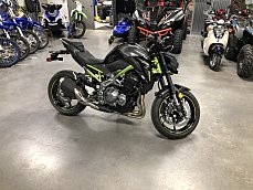 2017 Kawasaki Z900 for sale 200539700