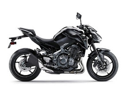 2017 Kawasaki Z900 for sale 200561152