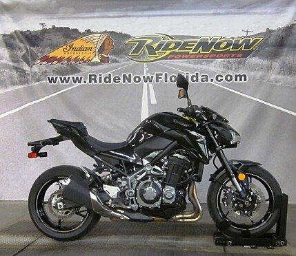 2017 Kawasaki Z900 for sale 200592371