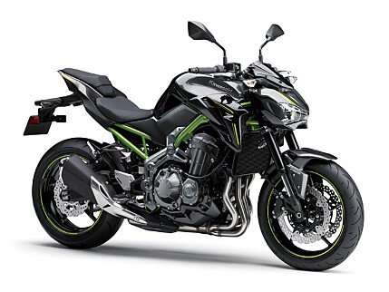 2017 Kawasaki Z900 ABS for sale 200598221