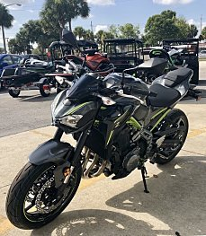 2017 Kawasaki Z900 for sale 200609570